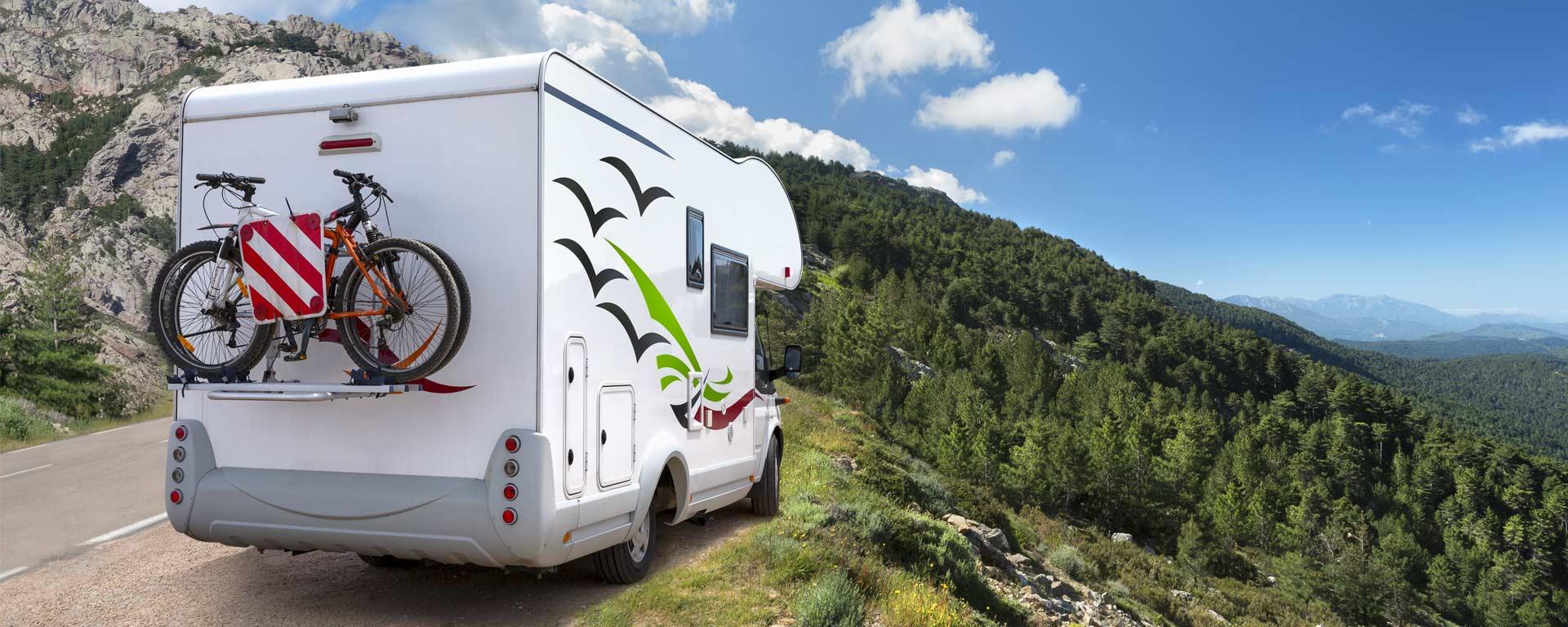 prise en charge complète de votre camping-car par des spécialistes agréés